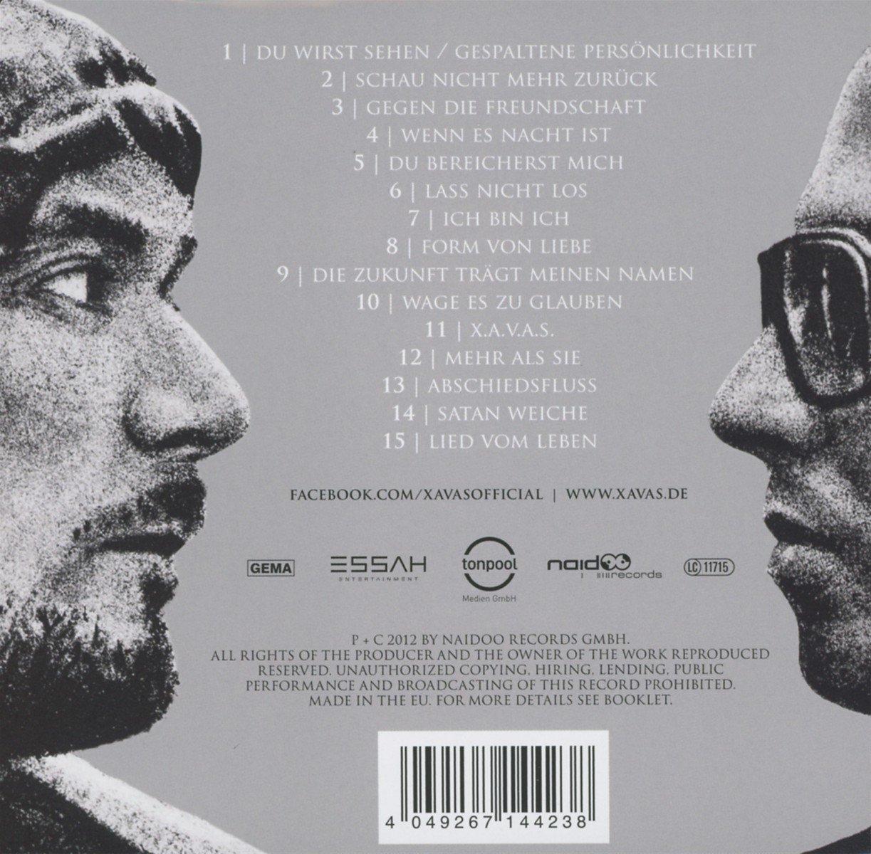 xavas album