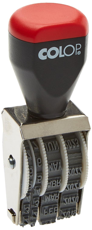 Colop FEC.3.1 - Fechador, 3 mm