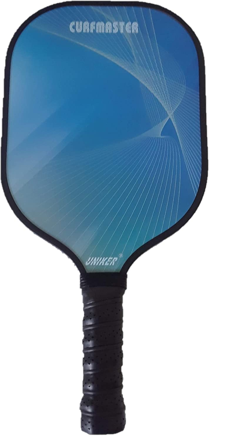 Pickleball Paddle Best for Spin and Control Curfmaster
