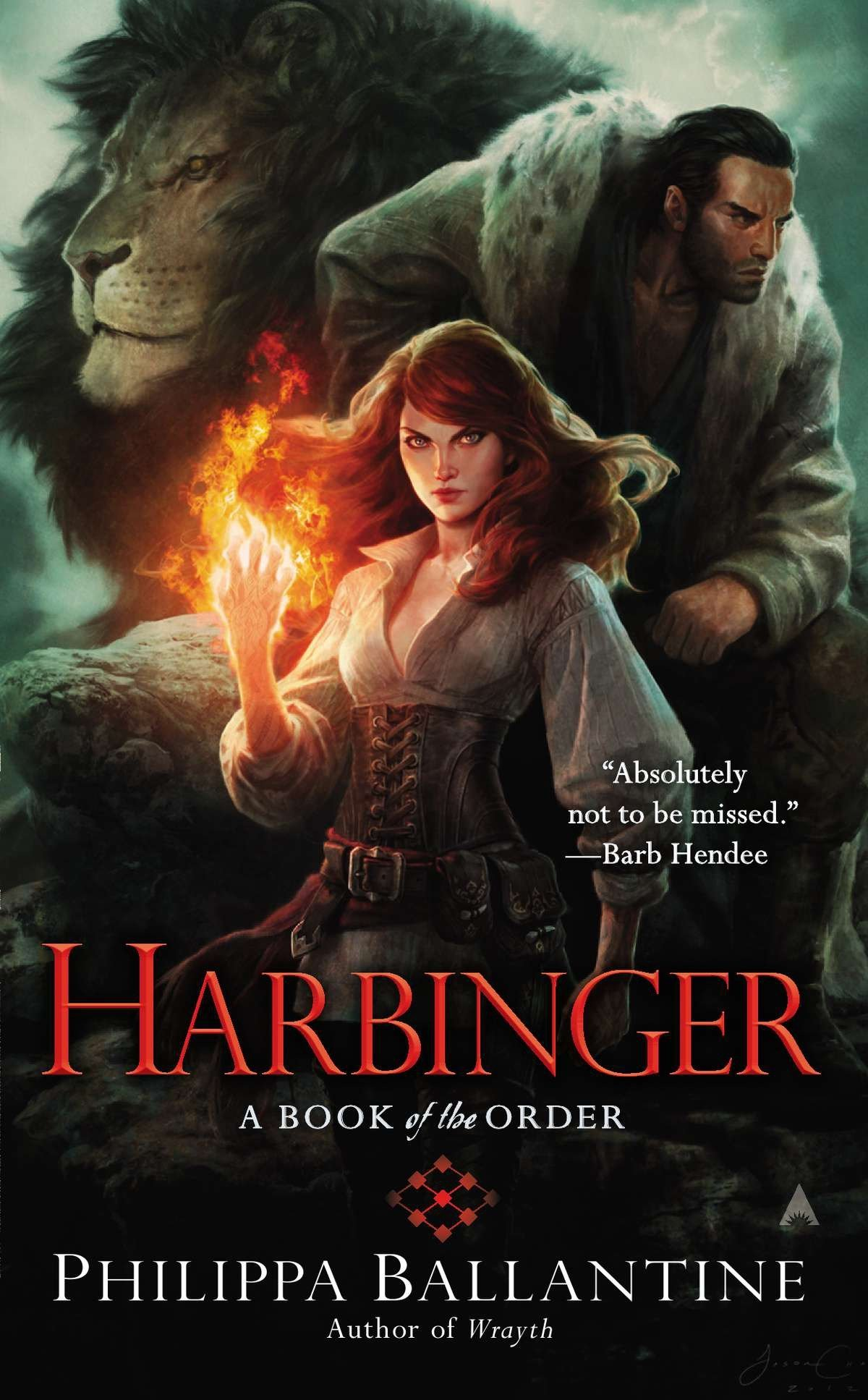 Harbinger (A Book of the Order) ebook