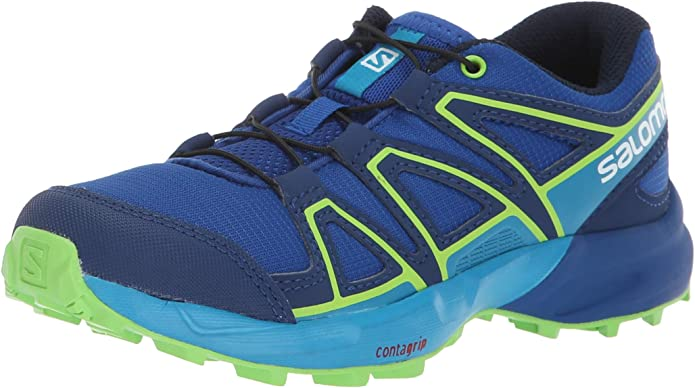 Salomon Unisex-Kid's Speedcross J Trail Running Shoe