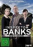 Inspector Banks - Mord in Yorkshire: Die komplette vierte Staffel [2 DVDs]