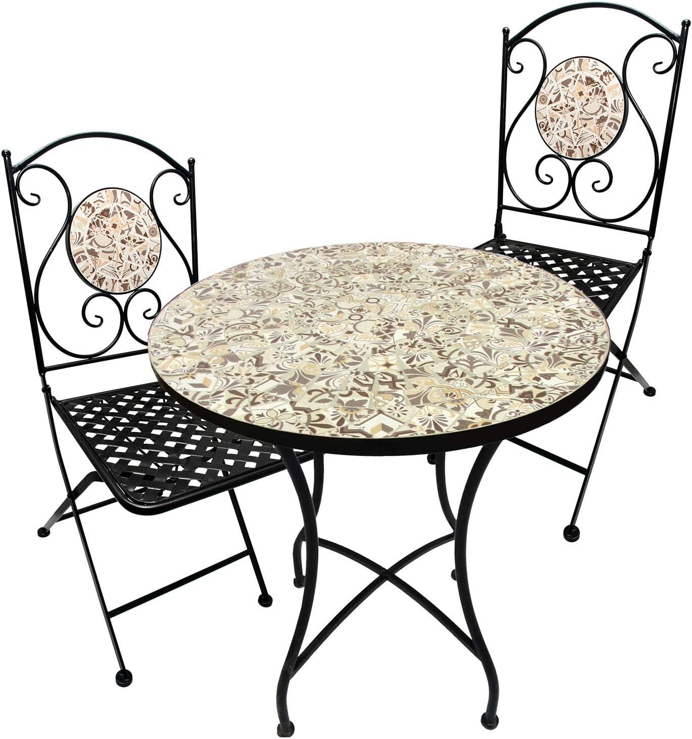 HTI-Line Tischgruppe Lydia Sitzgruppe