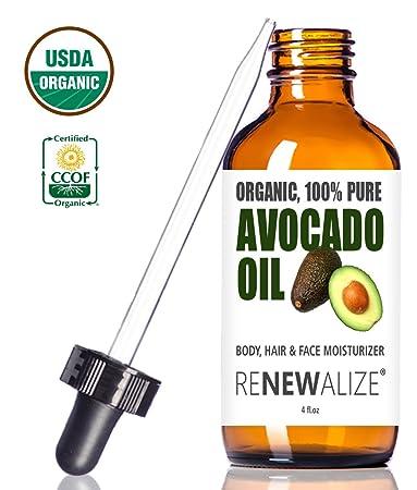 avocado oil for face