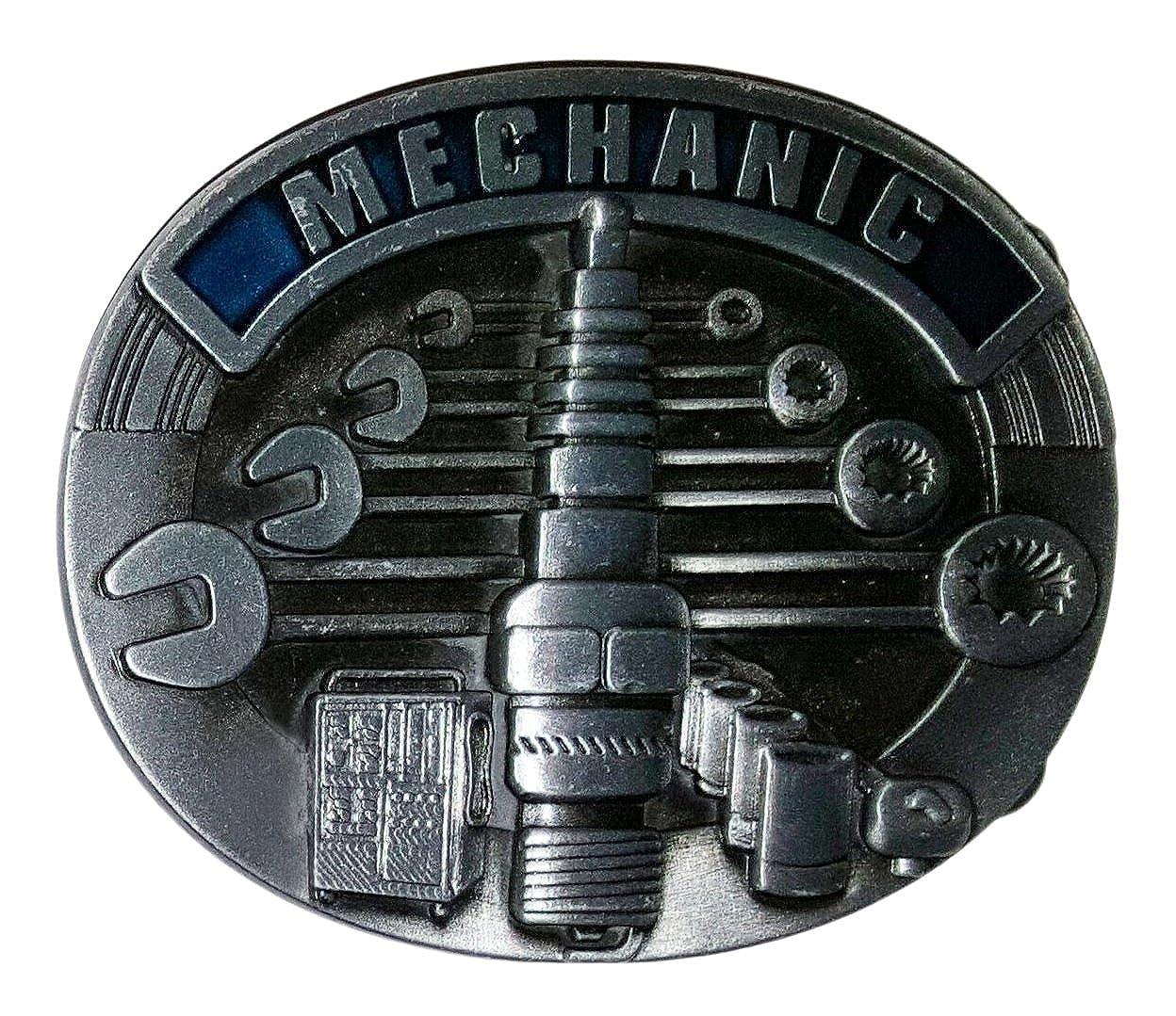 Mechanic Spark Blau