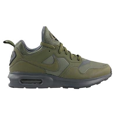 best service 28815 afdbe Nike Air Max Prime, Sneakers Basses Homme, Multicolore Medium Olive Dark  Grey 001, 40 EU  Amazon.fr  Chaussures et Sacs