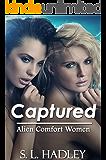 Captured (Alien Comfort Women Book 1)