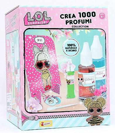 Crea 1000 Profumi Glitter SPF Q.T. LOL Surprise: Amazon.it