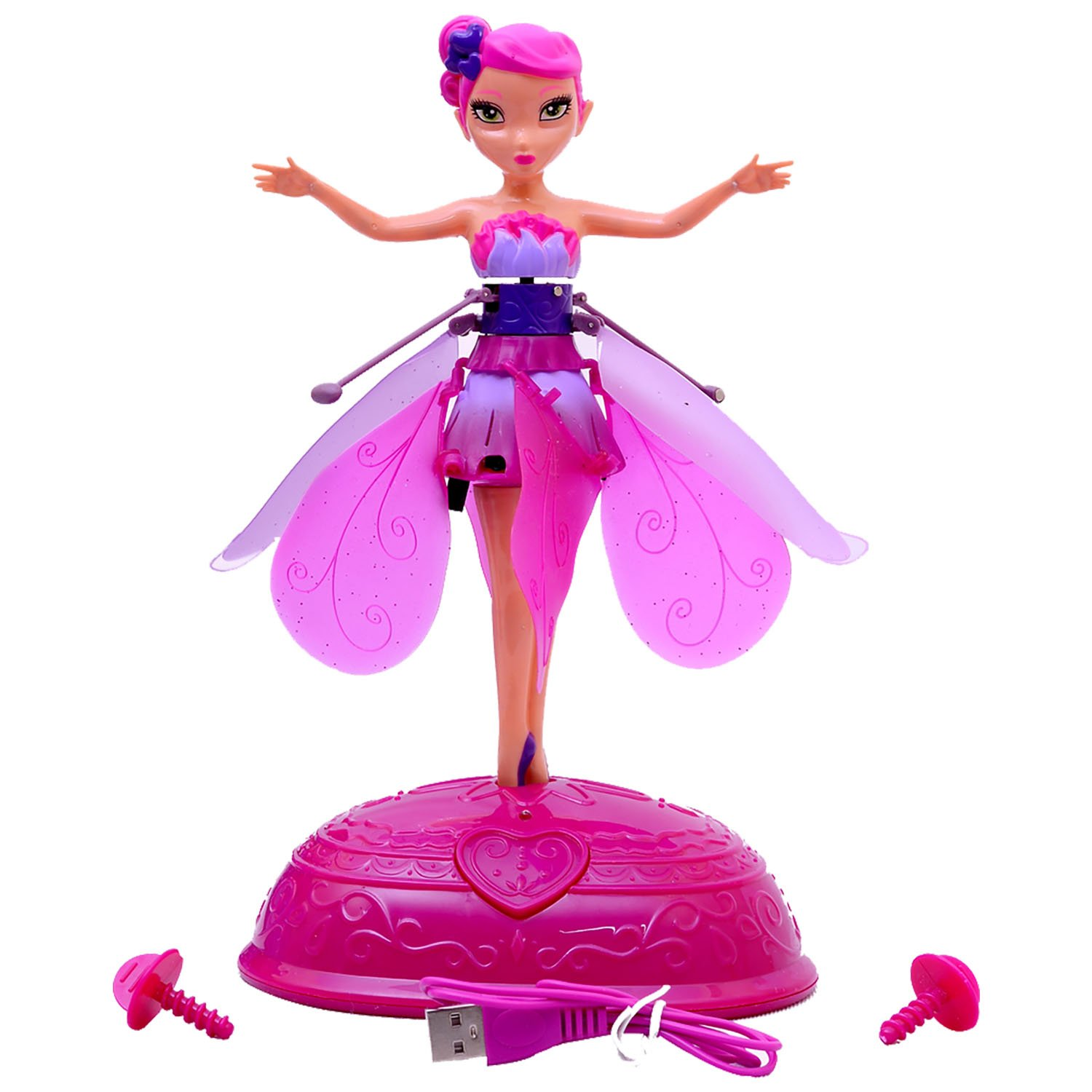 Buy Planet of Toys Flying Fairy Doll line at Low Prices in India