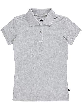 Lee Hombre A9438JL Camisa Polo - Gris - Medium: Amazon.es: Ropa y ...