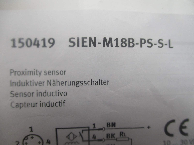 FESTO SIEN-M18B-PS-S-L 150419 NSMP