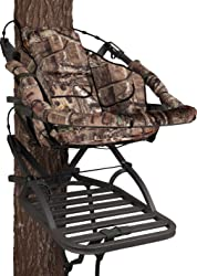 1. Summit Treestands 180 Max SD Climbing Treestand, Mossy Oak