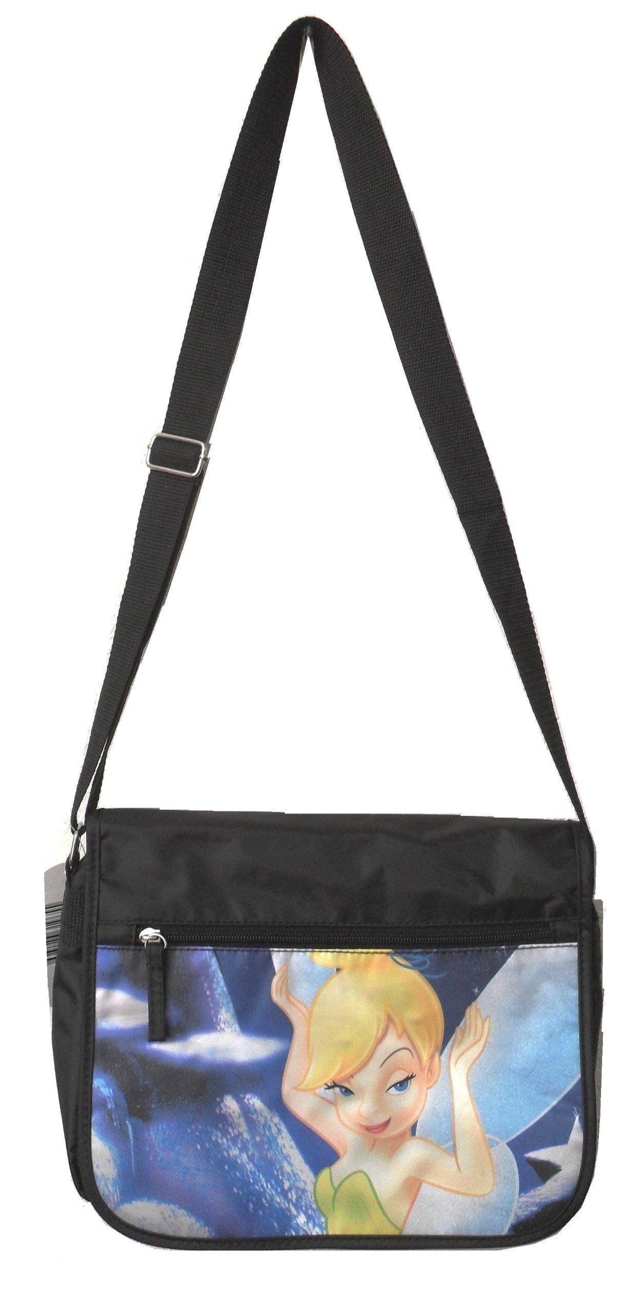 Disney Tinkerbell Small Messenger Bag- Messenger Bag Style Shouler Bag