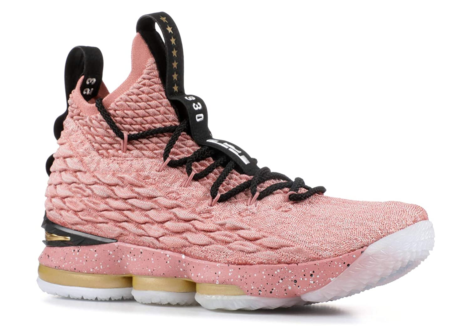 low priced e9836 07411 Nike Lebron 15 XV LMTD Hollywood Rustic Pink Mens Sizes 897650 600