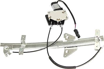 Power Window Regulator Motor Assembly Rear Right For 00-04 Dodge Dakota 741-599