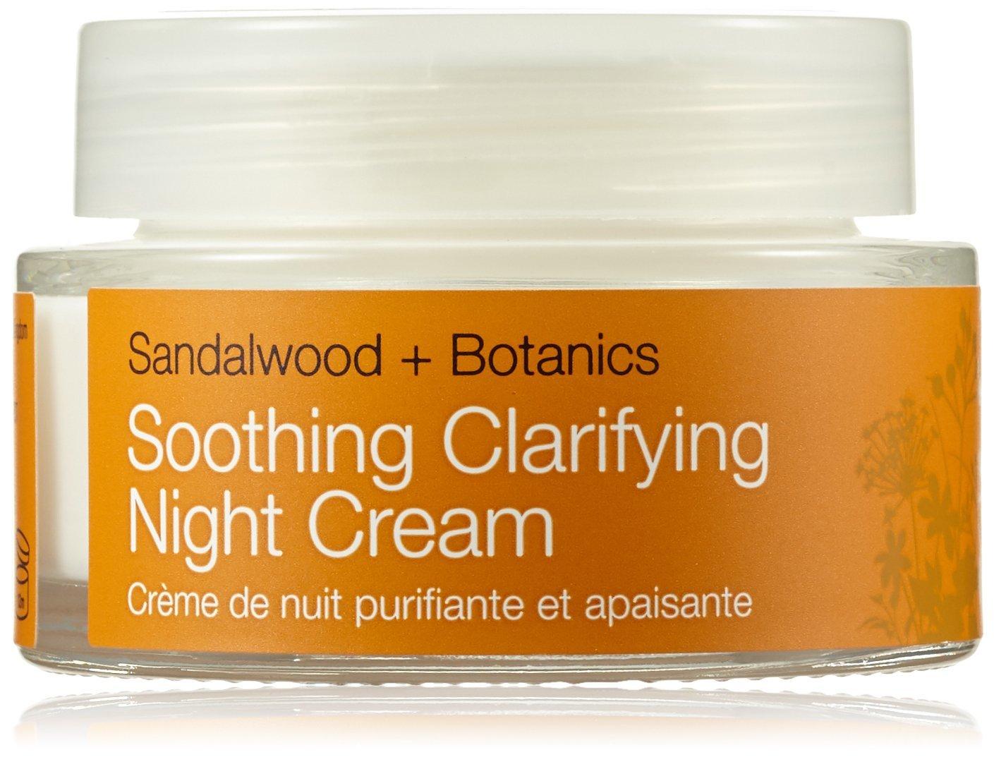 Urban Veda Soothing Clarifying Night Cream 50 ml Herrco Cosmetics UVNCRS00050