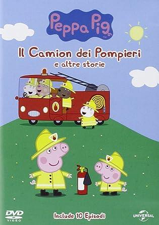 Amazon It Peppa Pig Il Camion Dei Pompieri E Altre Storie