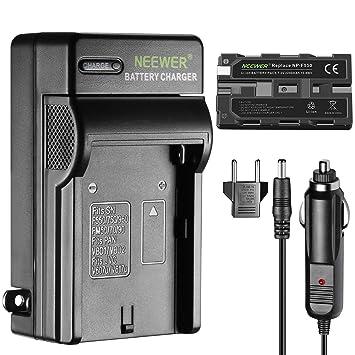 Amazon.com: Neewer – Batería recargable de repuesto 2200 mAh ...