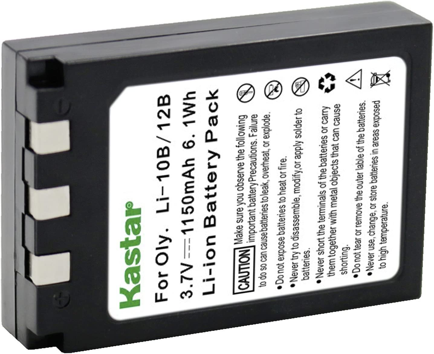 Battery for OLYMPUS Camedia X-3 u 800 IR-500 Stylus 500 Stylus 300 Digital 410
