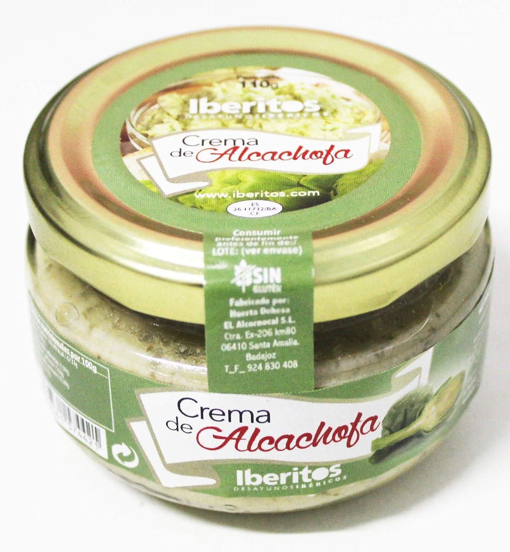 Iberitos 5400014 - Crema de Alcachofa de 110gr: Amazon.es ...