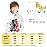 Eminem Hoodies Boys Girl Novelty 3D Print Hooded