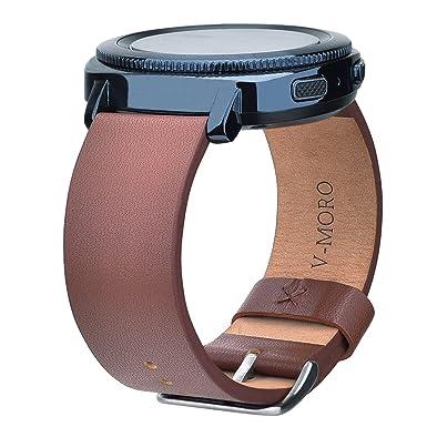 Correa de repuesto V-MORO, para reloj inteligente deportivo Samsung Gear Sport S2,
