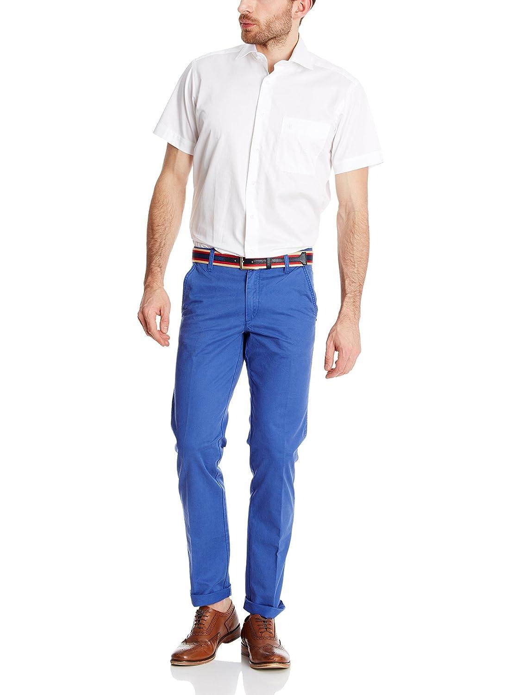 Macson Camisa Hombre Blanco 2XL: Amazon.es: Ropa y accesorios