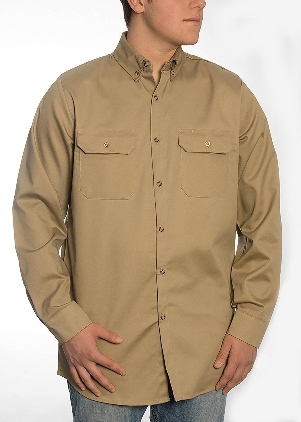 95962005eeb3 Top 10 wholesale Khaki Work Shirt - Chinabrands.com