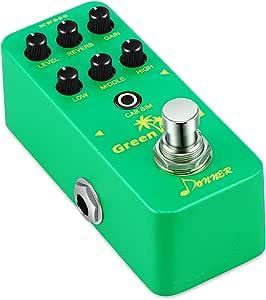 Donner Greenland Mini Preamp Guitarra eléctrica Guitarra ...