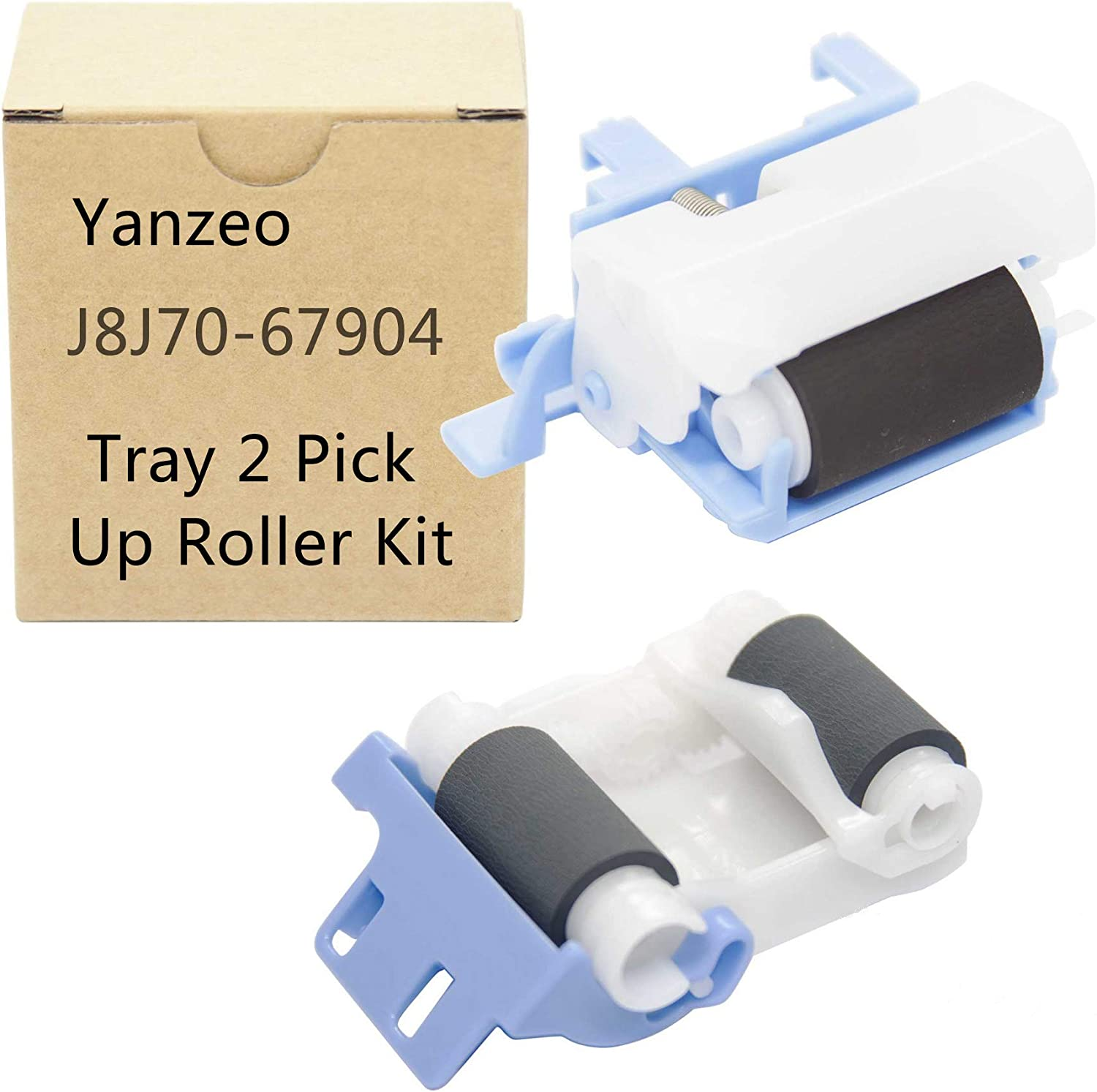1set Pickup Roller for HP Laserjet M607 M608 M609 M633 M631 Printer