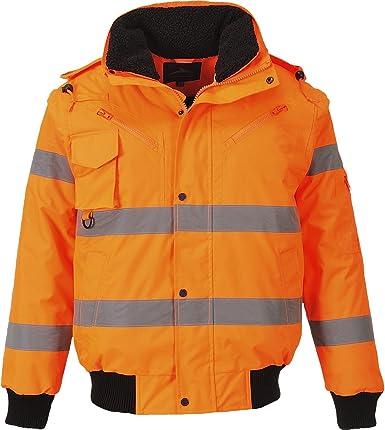 Portwest Mens Workwear Bomber Jacket