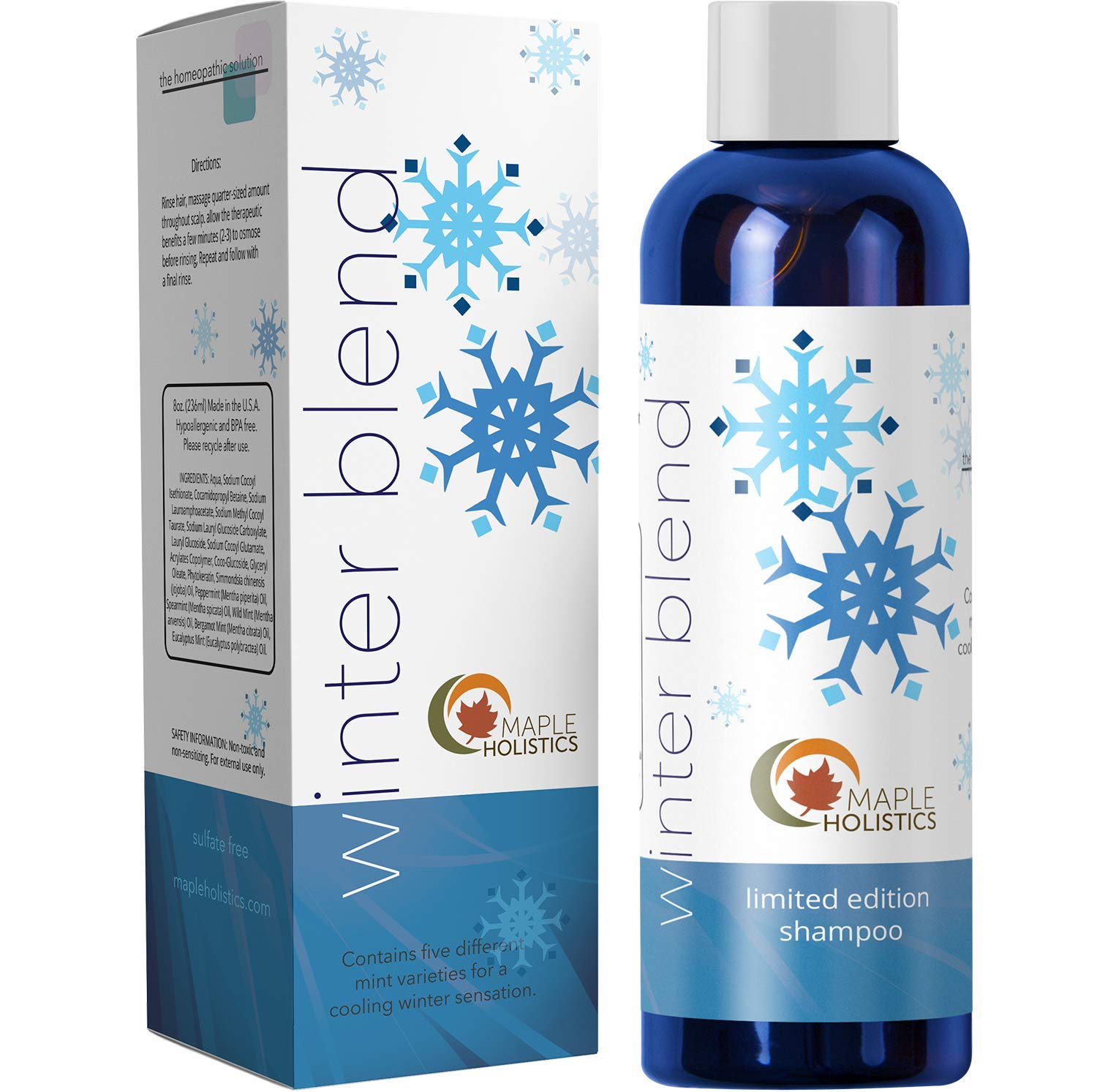 Winter Blend Shampoo and Conditioner Set