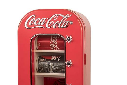 Kühlschrank Coca Cola : Kühlschrank coca cola cooler retrolook 12v: amazon.de: elektro