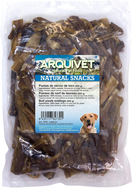 Puntas de nervio de toro (Bolsa 500 g)