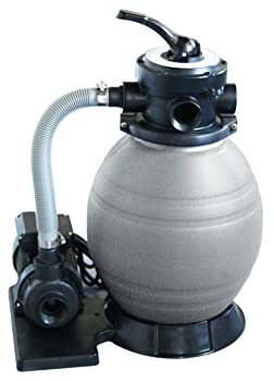 Blue Wave 12' Above Ground Pool Sand Filter System