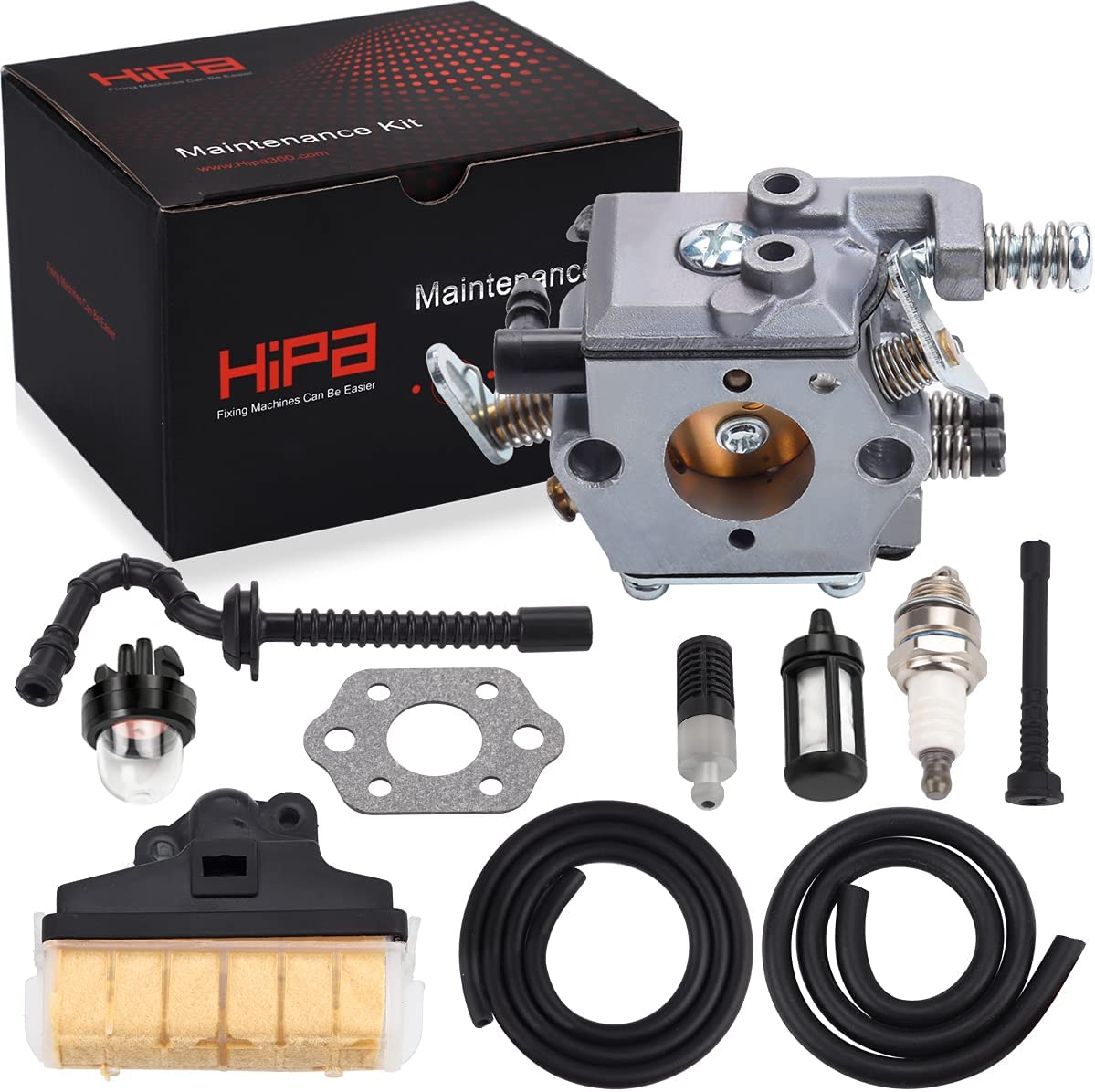 10pc Fuel Pump Carburetor Primer Bulb For Chainsaws Trimmer Brushcutter 19//22mm