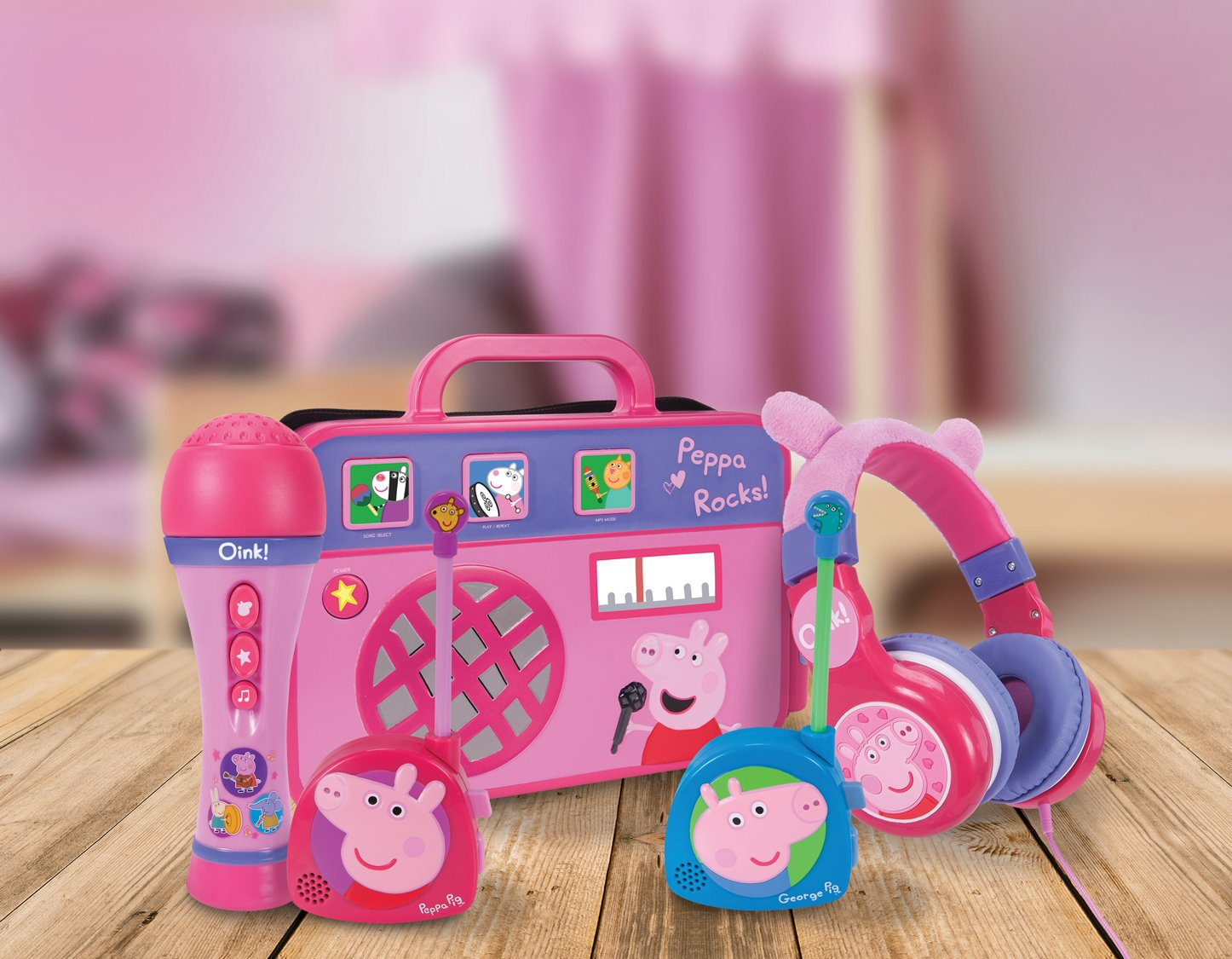 Peppa Pig Voice Changing Microphone by Peppa Pig (Image #3)