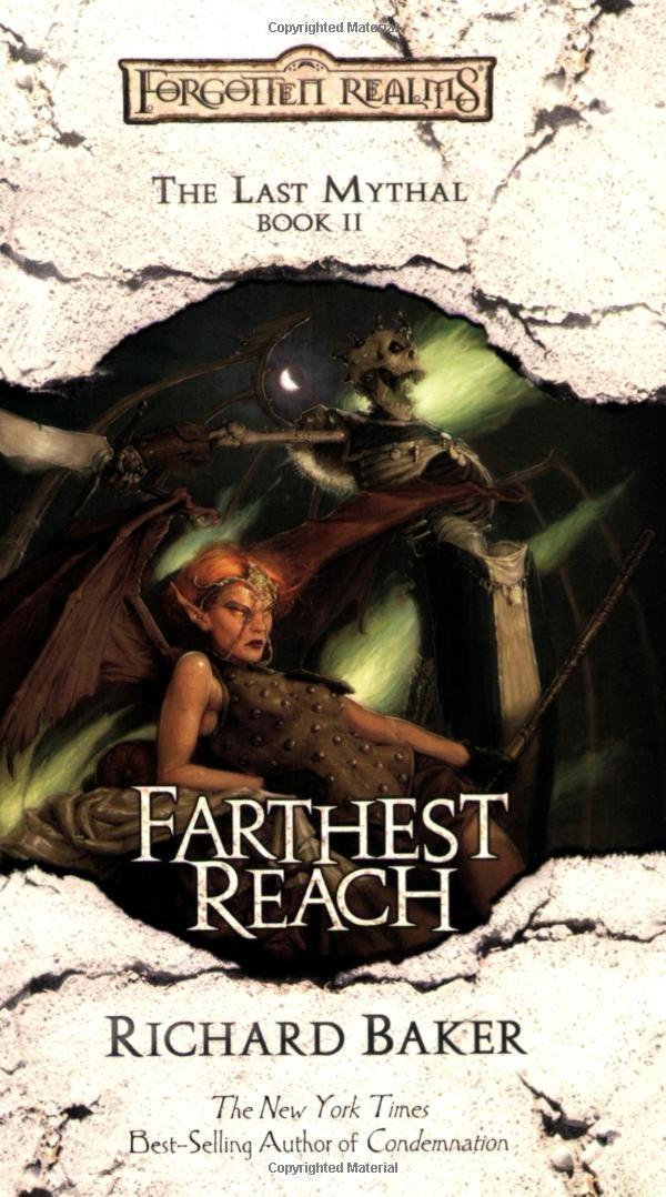 The Last Mythal, Book 2 - Richard Baker
