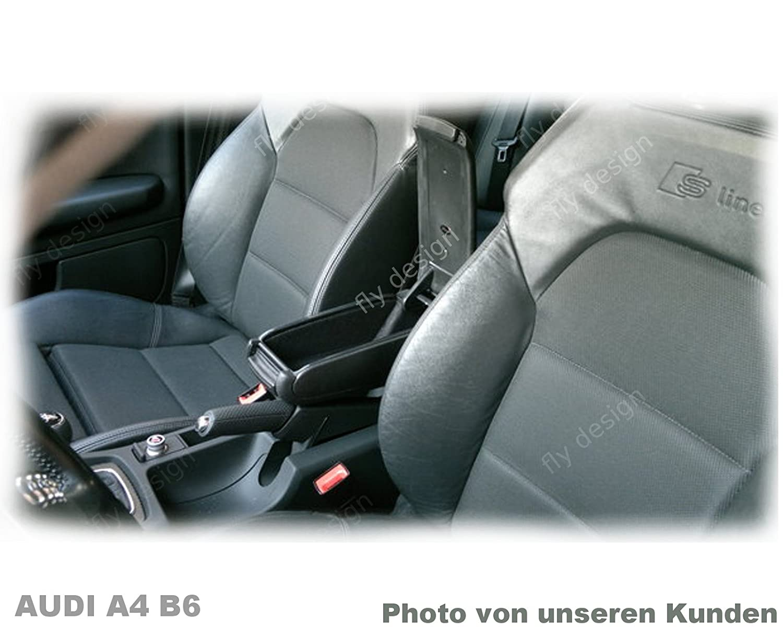Mittelarmlehne Armlehne Toyota Yaris XP9 Schwarz Stoff