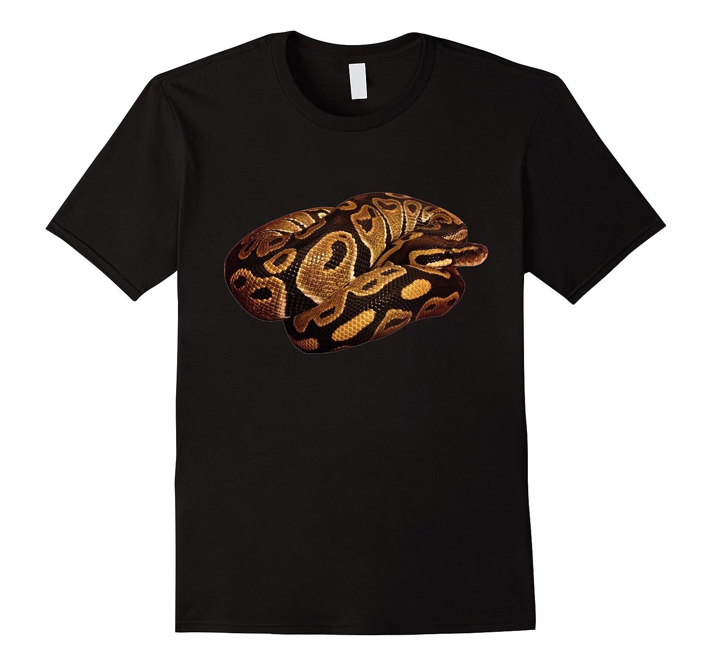 Snake T-shirt Ball Python Tee-ANZ