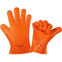 Vervetie Silicone Oven Mitts Gloves