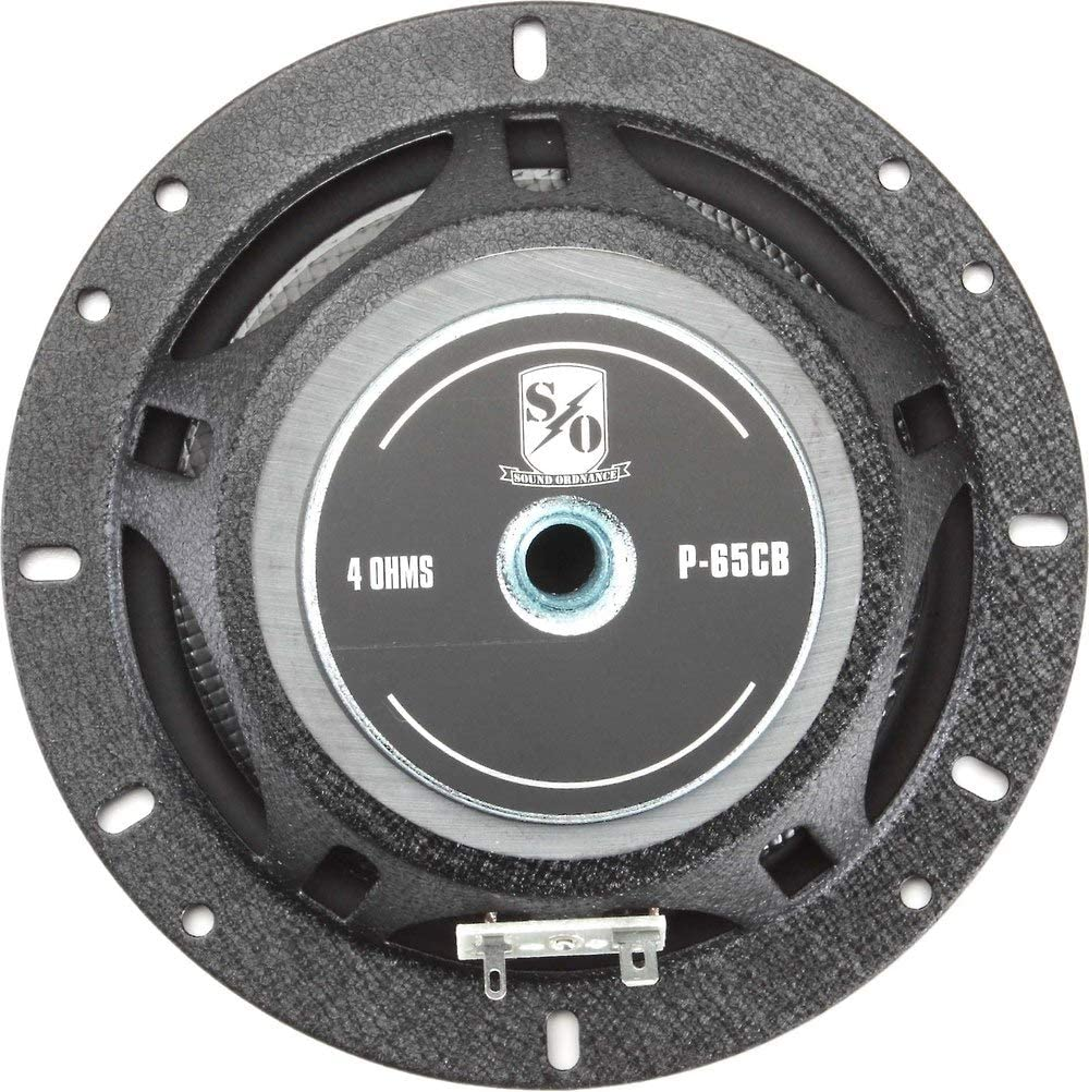 Sound Ordnance P-65CB 6-1//2 Component Speakers