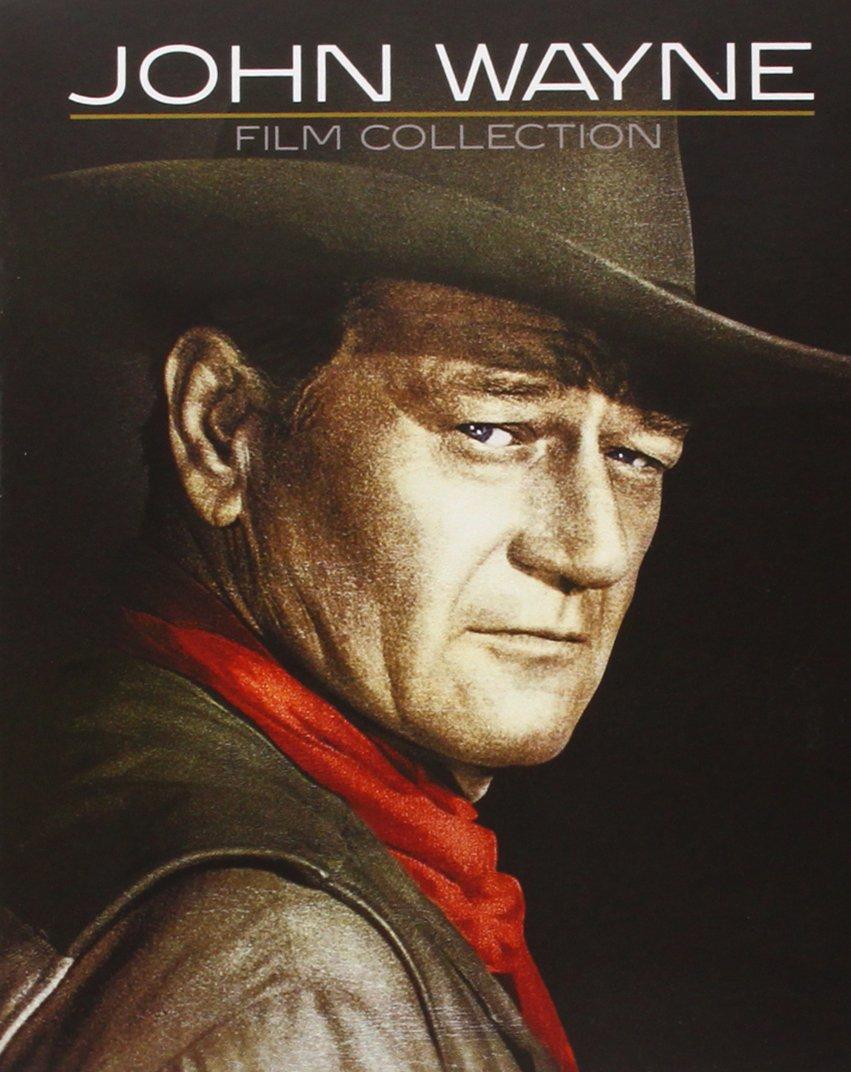 Amazon.com: John Wayne Film Collection Blu-ray: John Wayne, David ...