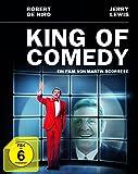 King of Comedy (Mediabook + Original Kinoplakat + Doku Bonus DVD) [Blu-ray] [Limited Edition]