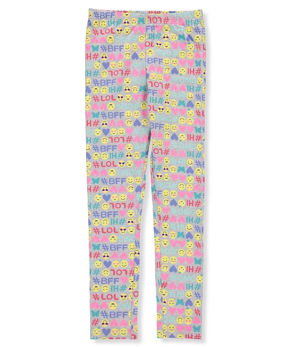 Carters Girls 4-8 Emoji Leggings Carters 278G875