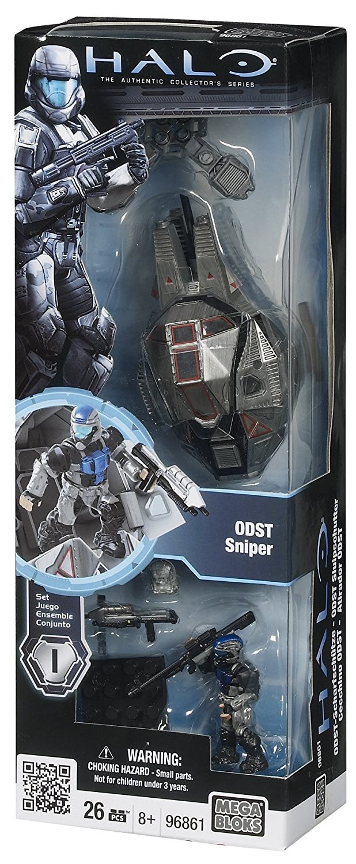Mega Bloks, Halo, ODST Sniper (96861) [並行輸入品]   B01I7P5N3S