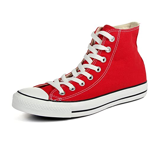6e01cb34cc35 ... where to buy converse unisex chuck taylor all star high top 4.5 men 6.5  women red ...
