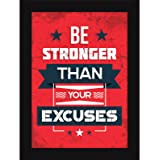 Inspirational Posters With Frames For Room  Office Quotes Wall