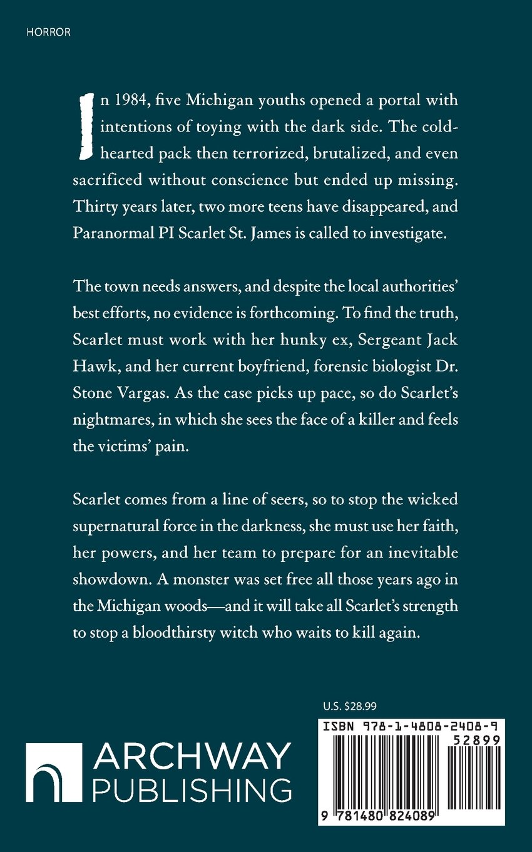 Crone: A Scarlet St  James Novel: Maria Mayer: 9781480824089: Amazon
