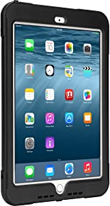 Targus SafePort Rugged Max Tablet Case with Integrated Stand for iPad Air 2, Black (THD125USZ)
